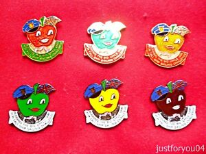 6-Official-Running-The-Big-Apple-1996-For-Tall-Ship-Sailing-Challenge-pin-Badge