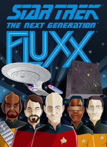 New Star Trek Looney Labs The Next Generation Fluxx