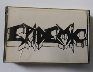 Epidemic-034-Demo-039-89-034-Demo-Tape-Cassette-Bay-Area-Thrash-Metal-Palo-Alto