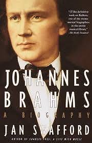 1 of 1 - Johannes Brahams: a Biography by Swatford Jan (Paperback, 2003)