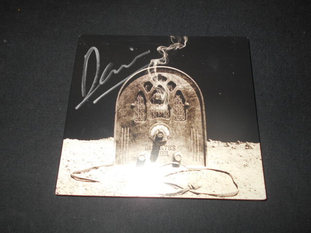 CASUALTIES OF COOL signed by Devin Townsend 2-CD digipack  Che Aimee Dorval