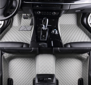 For Fit Mercedes Benz Cls 4 Seats Luxury Custom Car Mats Easy To