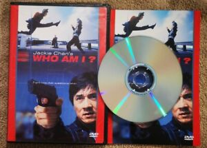 Who-Am-I-1998-DVD-OOP-R1-Sony-1999-Jackie-Chan-WS-FS