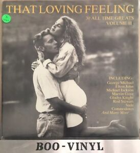 Vinyl-Record-LP-Album-THAT-LOVING-FEELING-30-ALL-TIME-GREATS-VOL-III-Ex-Con
