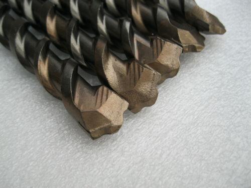 "5 Betonbohrer Heller SDS-plus Hammerbohrer Masonry Drill Ø15 Concrete 9//16/"""