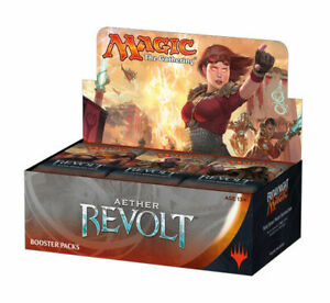 NEW-MAGIC-THE-GATHERING-AETHER-REVOLT-BOOSTER-BOX-SEALED-ENGLISH