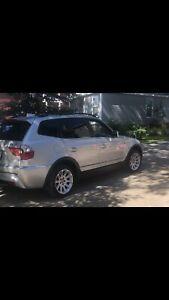 2006 BMW X3 3.0i.