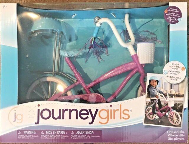 Toys R Us Journey Girls : Journey girls doll cruiser bicycle bike & helmet toys r us ebay