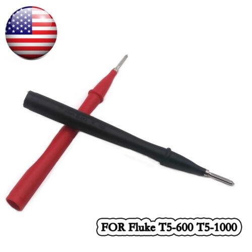 Test lead stainless steel Probes for Fluke T5-1000 multimeter
