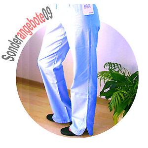 Modisch-elegante-Damenhose-Hose-lang-Groesse-38-40-42-44-46-48-NEU-Sommerhose