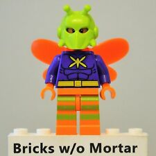 LEGO Scarecrow Minifig DC Super Heroes 76054 Authentic Minifigure
