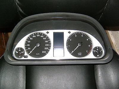 Intenzionale Mercedes Classe B W245 Strumento Combinato Contachilometri 1695400911 Gruppo