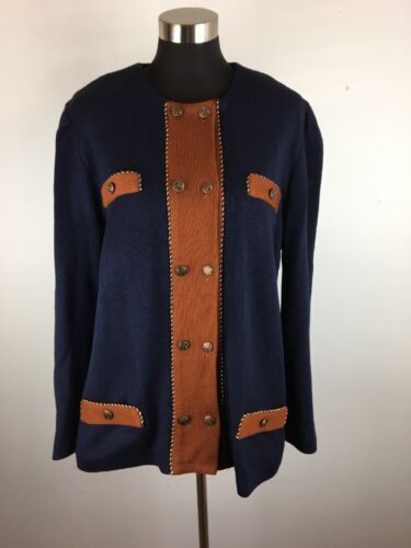 Usa Jeffrey 16 Xl Weater Dara Jacket lunga Military Brown Manica Womens Blue gq6gfPxwp