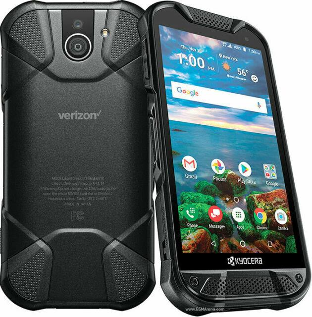 Verizon Kyocera DuraForce Pro 2 with Sapphire Shield E6910 Black