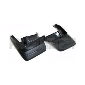 OEM-Honda-90-91-CRX-Rear-Mud-Flaps-Splash-Guards-Set-Genuine-Parts-USDM