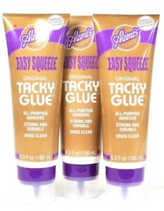 3-Ct-Aleene-039-s-6-3-Oz-Easy-Squeeze-Original-All-Purpose-Adhesive-Tacky-Glue