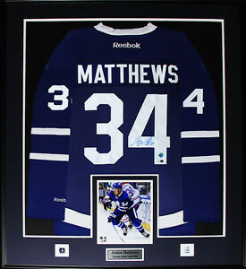 Image is loading Auston-Matthews-Toronto-Maple-Leafs-Signed-jersey-NHL- 90c682670c7