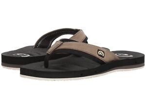 6d55c2320adf Men Cobian Draino FlipFlop Sandal DRA17-015 Cement 100% Authentic ...
