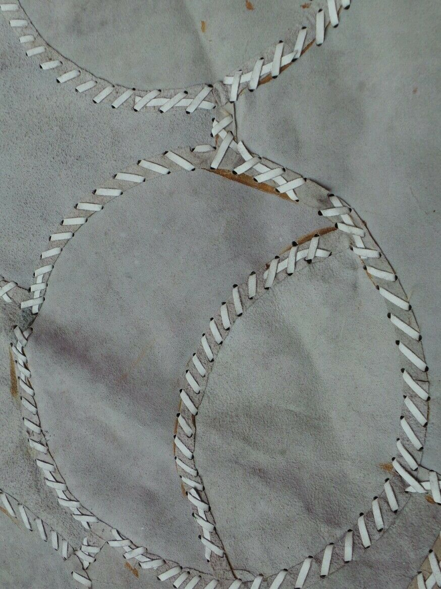 Luxurious Handmade Cowhide Rug (Skin  Leather Carpet) Imported Imported Imported from USA 7d1fe5