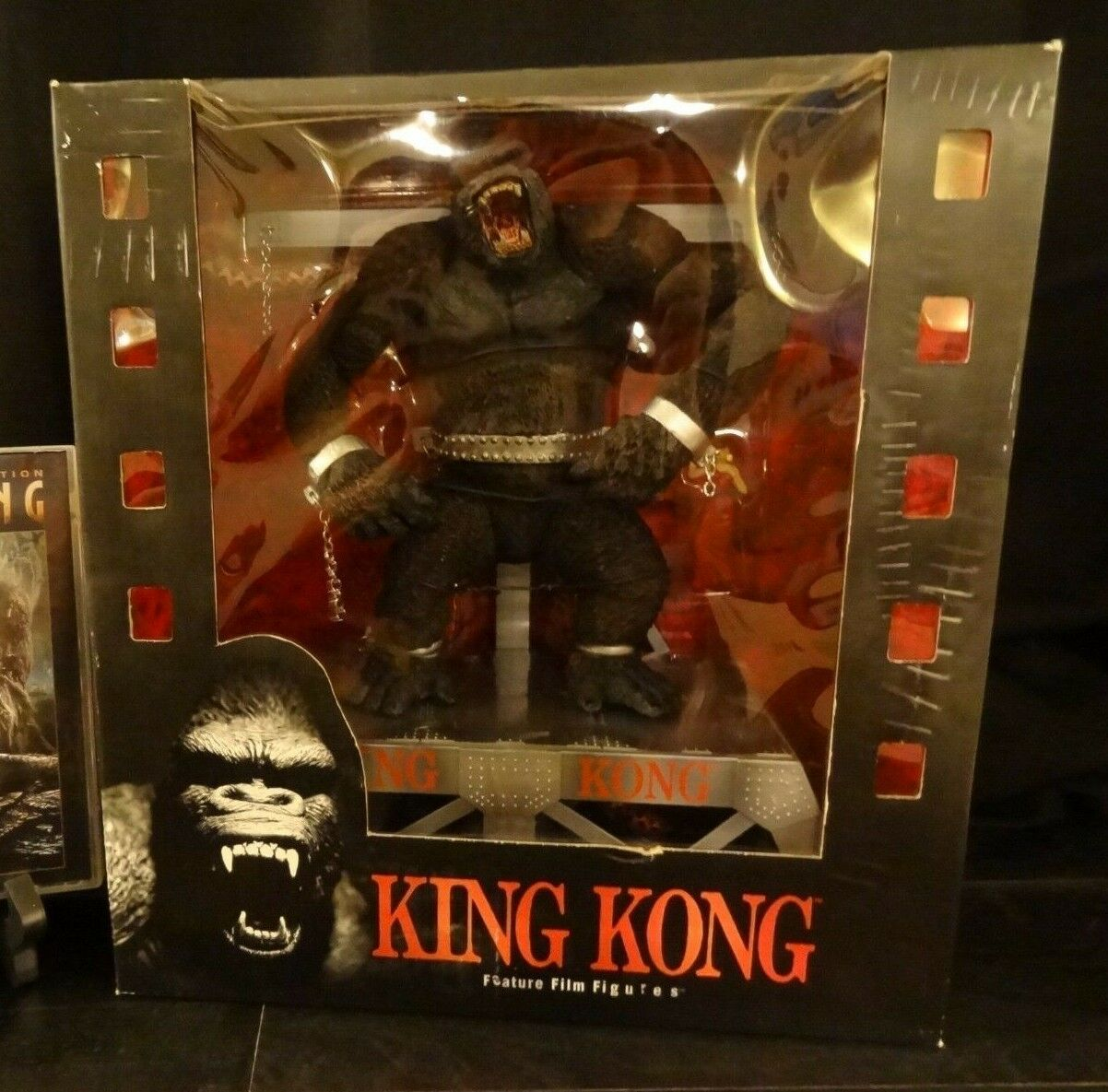 Mcfarlane King Kong Deluxe Box Set - Movie Maniacs
