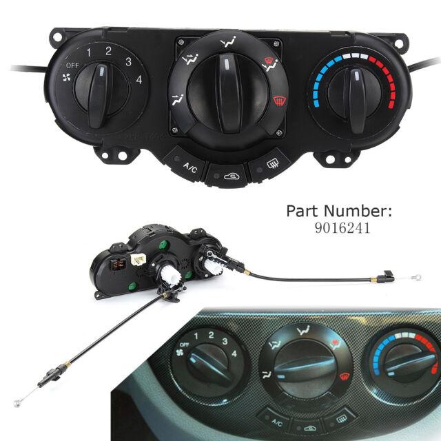 Chevrolet Lacetti Heater Control Panel