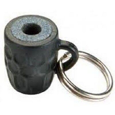 Beer Barrel Dart Point Sharpener Keyring