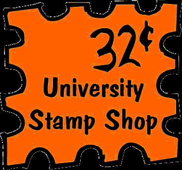 University Stamp Shop