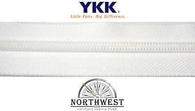"""YKK CF Coil Zipper Chain Tape  #5 /""""Merigold/"""" 10 Continuous yards made in the USA"""