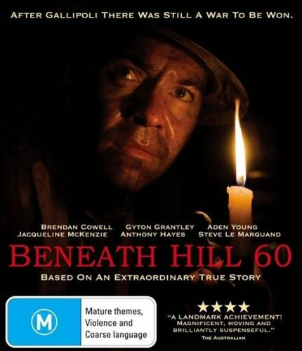 1 of 1 - Beneath Hill 60 - Jeremy Sims NEW B Region Blu Ray
