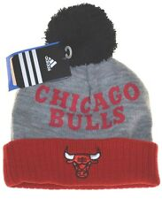 NBA Chicago Bulls Kid Beanie Pom Pom-toddler 2~4