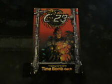 1998 Wizards Jim Lee's C23 C-23 Trading Card Game TIME BOMB Starter Deck
