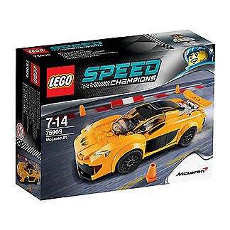 LEGO ® 75909 Speed Champions McLaren P1™ Neu OVP New