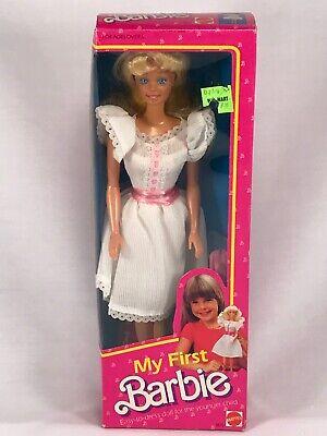 My First Barbie Mattel 1875