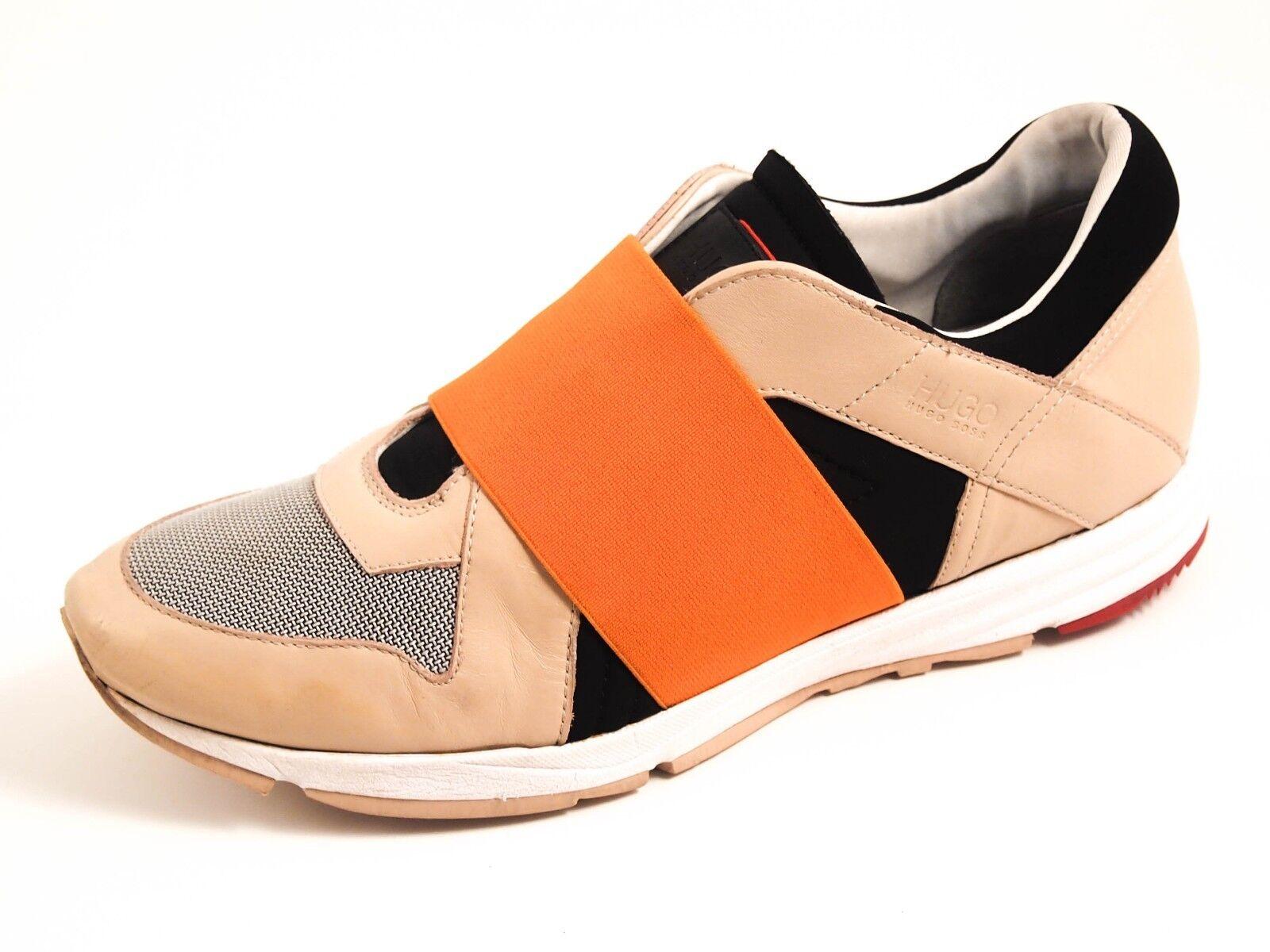 95c19cae5 Hugo Boss Slip On, malla de cuero y de Zapato para Hombres Tamaño nos 8 41  520 Color, EU npvwmo9302-zapatos nuevos