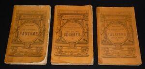 Le-Capitaine-fntome-3-volumes