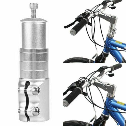 Bicycle Handlebar Fork Stem Extender Riser Head Up Height Adjustable Adaptor