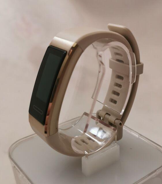 Huawei Band 3 Pro TER-B19 Gold Fitness-Tracker Sport-Armband Silikon OVP