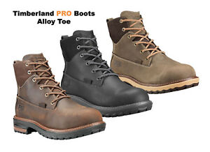 Boots In Alloy Pro Timberland Womens 6 Hightower Shoes Toe Work EXawqwf