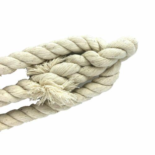 Fohlen,Tier Schaf Kalb 8mm Natur Baumwolle Schlicht Show Seil Neckholder