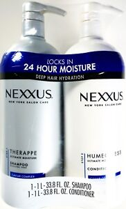 Nexxus-Therappe-Shampoo-amp-Humectress-Conditioner-Caviar-Complex-33-8-FL-OZ