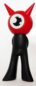 Figurine Vinyle Bicolore Sataniki Freak Famille Rouge / Noir De Von Murr