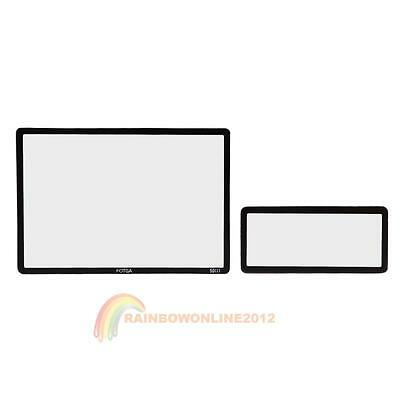 Fotga Optical LCD Hard Glass Screen Protector For Canon EOS 5D MARK III DSLR