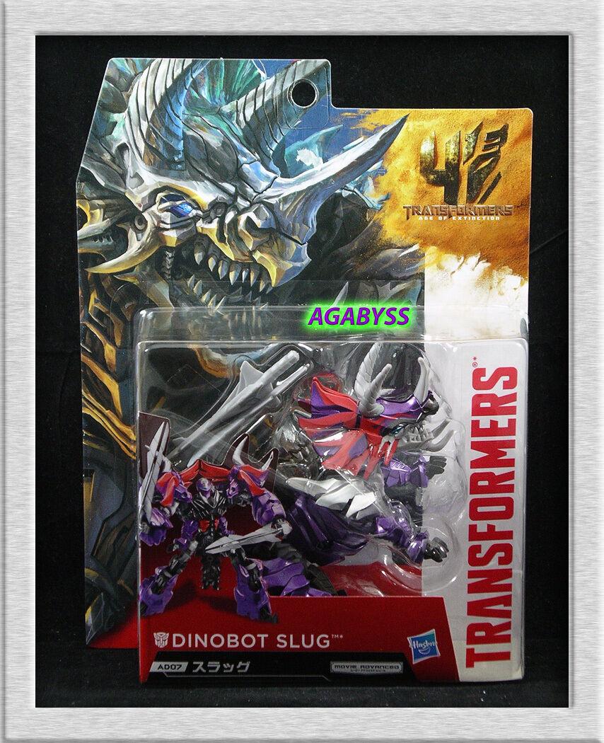 Takara Transformers AoE Deluxe Movie Advanced AD07 Slug Slag In USA Now