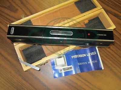 "12"" Precision Master Level, Bar Level, 0.0002""/10"" Tollerance #001-ML12-02---new"