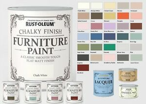 How To Paint With Chalky Finish Furniture Paint