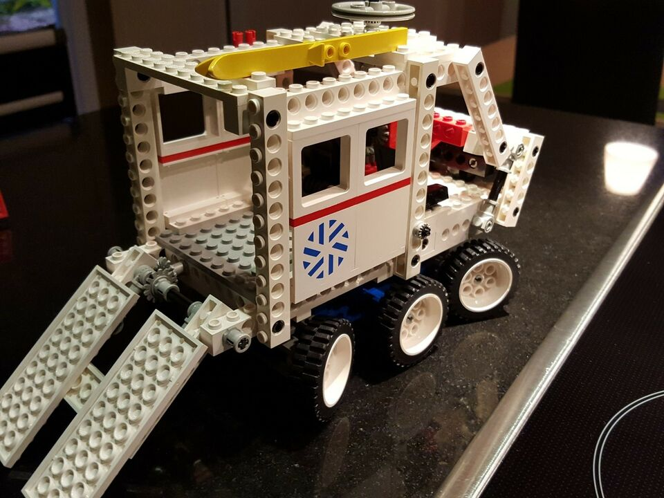 Lego Technic, 8660