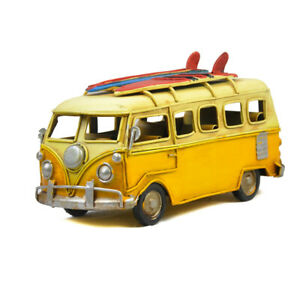 Vintage Volkswagon Bus Car Mini