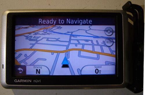 1 of 1 - Garmin Nuvi 1300, VGC, 2018 UK, ROI, Australia & New Zealand maps, Ready to use.