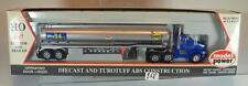 Model Power 1/87 SH Tractor with Tank Trailer Ultra 94 OVP #968