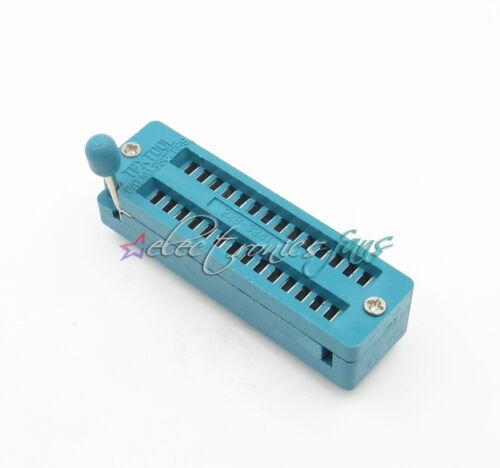 10PCS ZIF Socket 28 Pins universal DIP IC Arduino ZIF